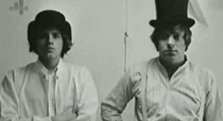 Clockwork Orange Hat Test