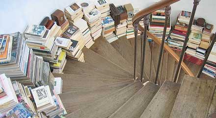 Bookcase Porn